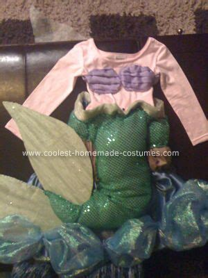 Handmade Ariel Costume - 1000 ideas about mermaid costumes on