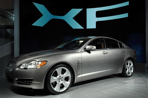 where is jaguar xf made jaguar xf made it s frankfurt debut news top speed