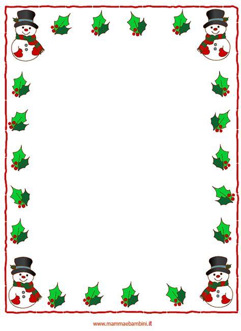 cornici natalizie gratis cornicette di natale mamma e bambini
