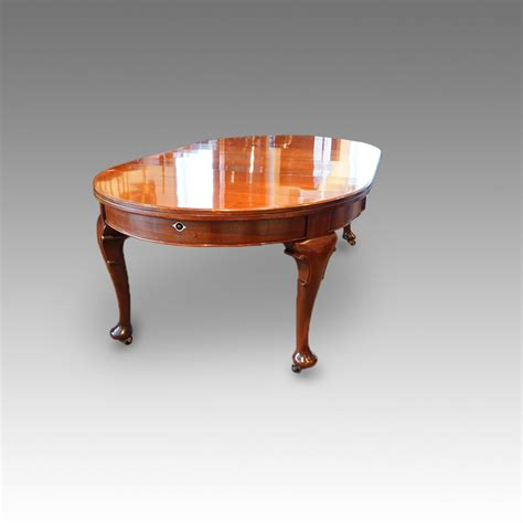 Antique Dining Table Uk Edwardian Oval Mahogany Extending Dining Table Hingstons Antiques Dealers