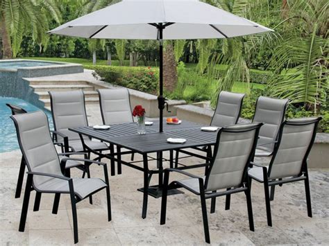 Allure Sling Patio Dining Sets American Sale » Home Design 2017