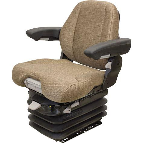 grammer suspension seat k m grammer msg95 741 seat with 12v air suspension brown
