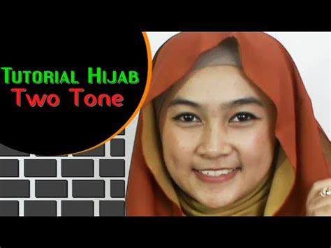 tutorial jilbab pashmina untuk santai tutorial jilbab pashmina untuk acara santai casual by
