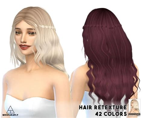 cc hair sims 4 16 best sims 4 p images on pinterest sims cc ts4 cc