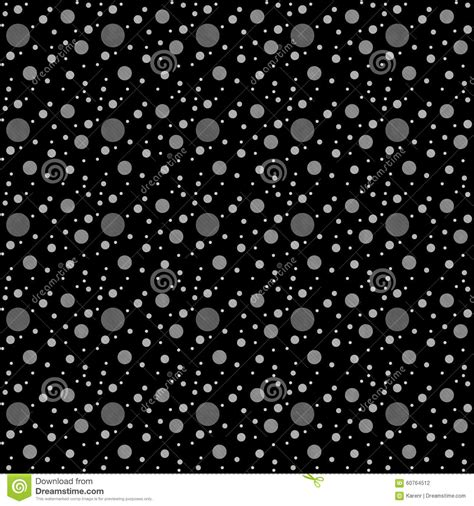pattern dot black black and gray polka dot abstract design tile pattern