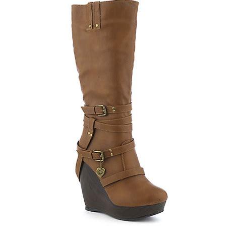 shiekh lakers 9 womens platform wedge boot