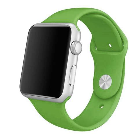 Apple 38mm apple 38mm sport band green pdair 10