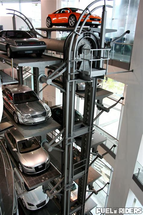 audi museum audi museum factory in ingolstadt germany the coolest
