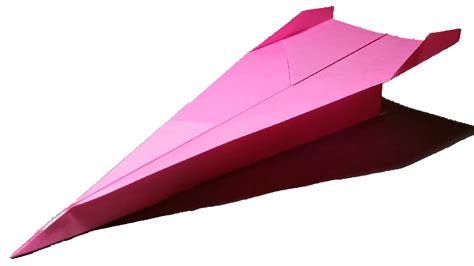How To Make A Far Flying Paper Airplane - paper planes that fly far how to make a paper
