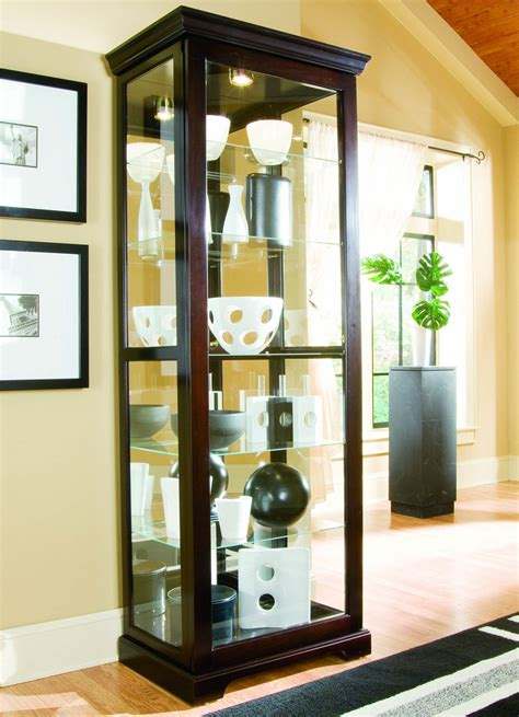 pulaski curio cabinets at costco