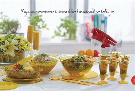 Tupperware Prism Bowl 35l And Prism Salad Tong Kuning activity tupperware oktober 2016 farfait glass prism