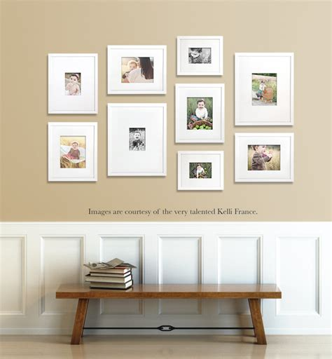 themes for a photo gallery gallery wall ideas farmhouse chicago by change of art 174