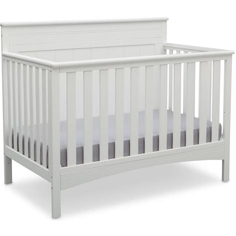 Delta 4 1 Convertible Crib by Delta Children Fancy 4 In 1 Convertible Crib Reviews