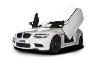 Bmw With Gullwing Doors Bmw M3 With Lsd Gull Wing Doors Gtspirit