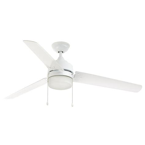60 white ceiling fan with light home decorators collection 60 in integrated