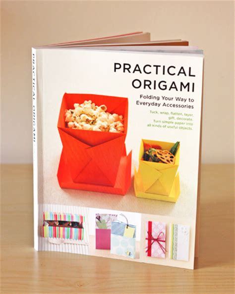 Origami For Books - practical origami book how about orange