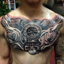 Best chest tattoos jaw dropping ink masterpieces