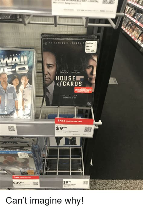 house of cards to buy the complete fourth s best buy house of c tv 5221503 磋瓃 th