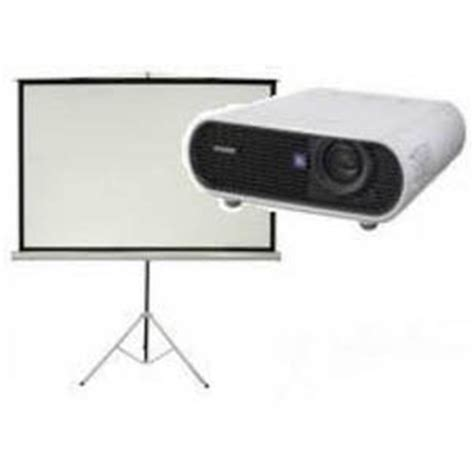 Screen Projector Tripod Lg 70inc lights and other rentals