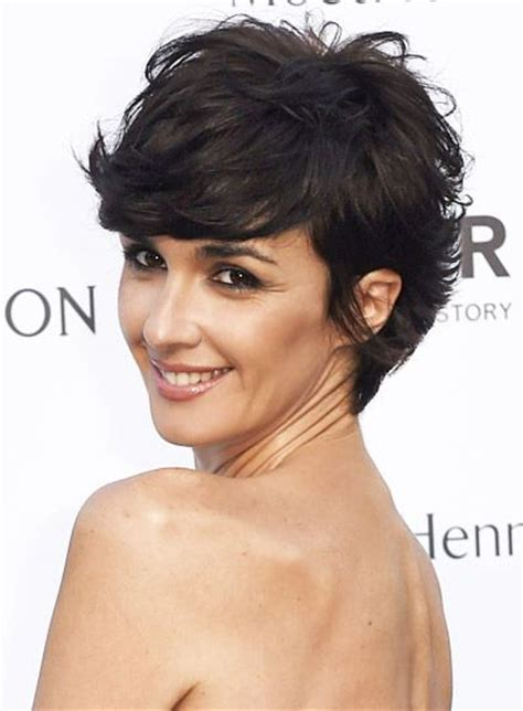 short hair busty spanish pics 189 best images about paz vega on pinterest madagascar