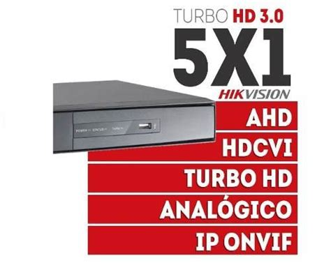 Dvr 16 Channel Ahd Hdtvi Hdcvi Analog Ip Besar dvr 16ch hikvision turbo hd 3 0 1080p aceita hdcvi hdtvi ahd r 1 599 90 em mercado livre