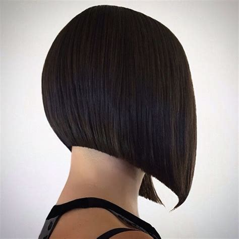 how cut one inch square bob triangular layers 17 best images about precision hair cuts on pinterest