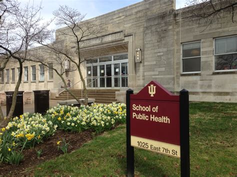 Of Indiana Bloomington Mba by Indiana School Of Health Bloomington