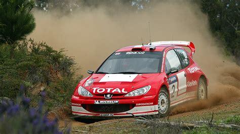 1999 Peugeot 206 WRC Wallpapers & HD Images - WSupercars X 1999 Wallpaper