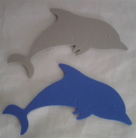 Dolphin Papercraft - dolphin crafts