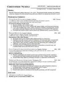 Law School Admissions Resume   Free Sample Resumes