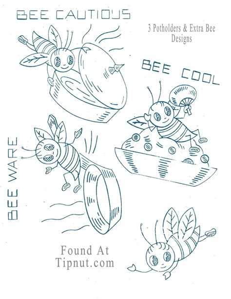 pattern bee vintage embroidery 22 best images about embroidery butterfly bugs on