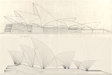 sydney opera house diagram creating the chrysalis shell structure civility and