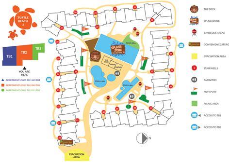 turtle resort map barbados resort maps turtle resort