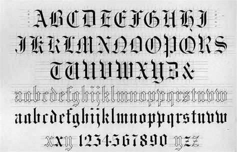 tattoo fonts generator old english 82 cursive font generator
