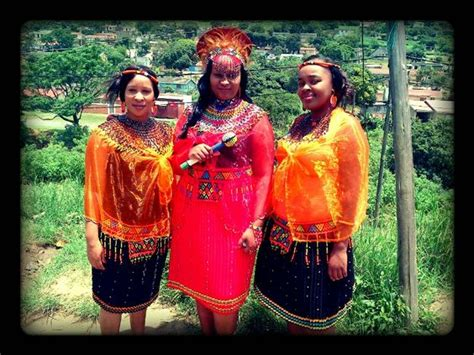 Wedding Attire To Hire by Beautiful And For Umbondo Zandis Okuhle