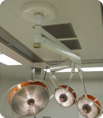 surgical lights for sale used alm surgical systems ecl 251 o r exam light
