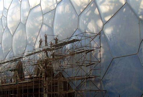 watercube beijing national swimming centre china  architect