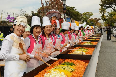 festival korea culinary tourism a opportunity for travel agents