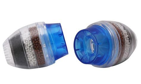 filtri rubinetto acqua filtro dell acqua per rubinetto groupon