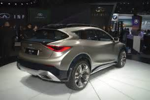 Infiniti Nyc New York Infiniti Qx30 Is A City Dwelling Suv With