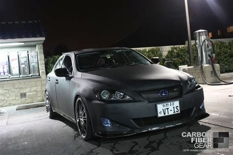 lexus wrapped customer wraps his entire lexus is350 in 3m di noc