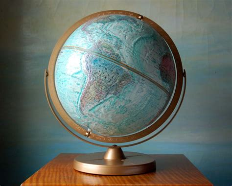 sale vintage globe solstice weekend sale world oceans