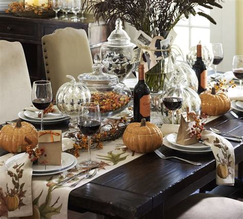 ideas table decorations thanksgiving dinner 55 beautiful thanksgiving table decor ideas digsdigs