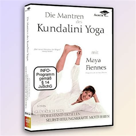 Dvd Kundalini To Detox And Destress by Kundalini To Detox And De Stress Fiennes