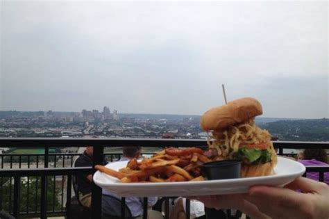 the incline house 7 best restaurants with views in cincinnati