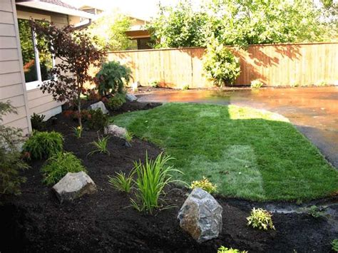 easy yard landscaping ideas easy landscaping ideas for front yard landscape photos
