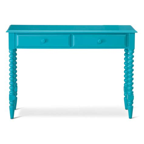 teal lind desk everything turquoise