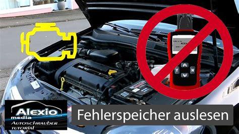 Audi A3 Anzeigesymbole by Astra H Benziner Fehlerspeicher Auslesen Ohne
