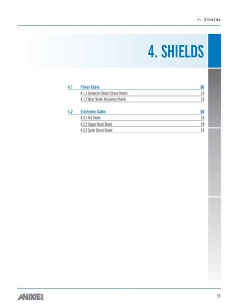 Ethylene Vinyl Acetate Dielectric Constant - 11 h0001x00 anixter wc technical handbook en us