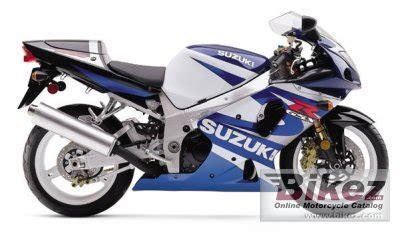 2001 Suzuki Gsxr 1000 Review 2001 Suzuki Gsx R 1000 Specifications And Pictures